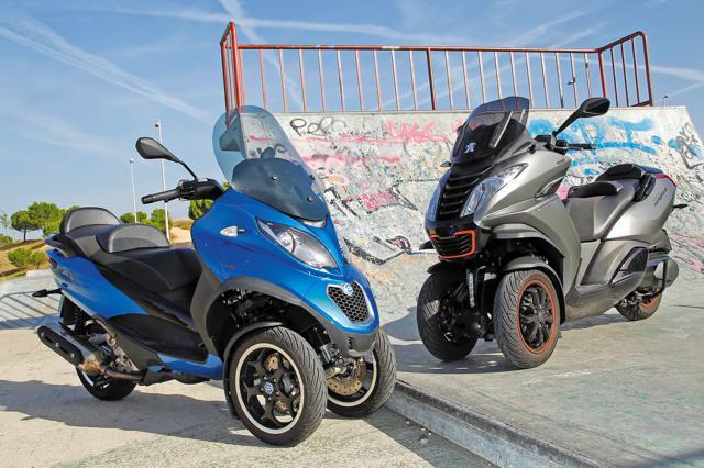 Los 10 scooters 125cc que menos consumen