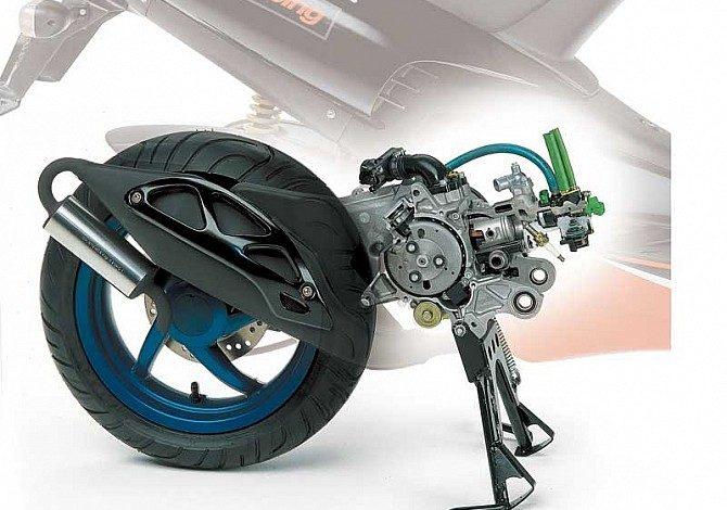 Hoy en anoiamotos.com: Motores de dos tiempos con inyección, una historia que viene de lejos