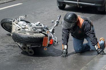 Qué hacer si tienes un accidente con tu moto o scooter