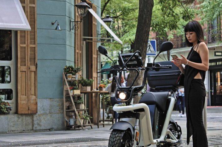 Cómo funciona el Motosharing: Compartir es vivir