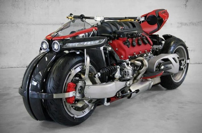 Las 12 motocicletas más caras del mundo