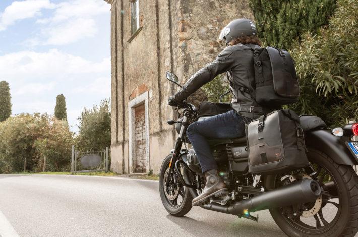Com fer de la teva moto la companya perfecta per anar a la feina, a comprar, etc